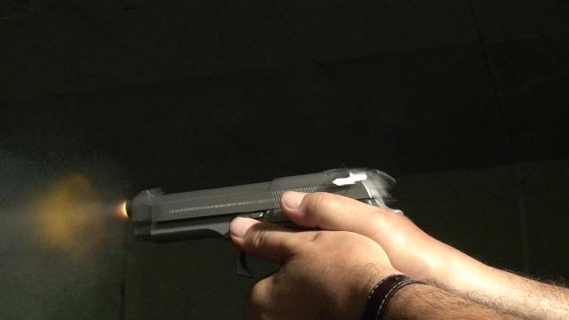 pistola fire